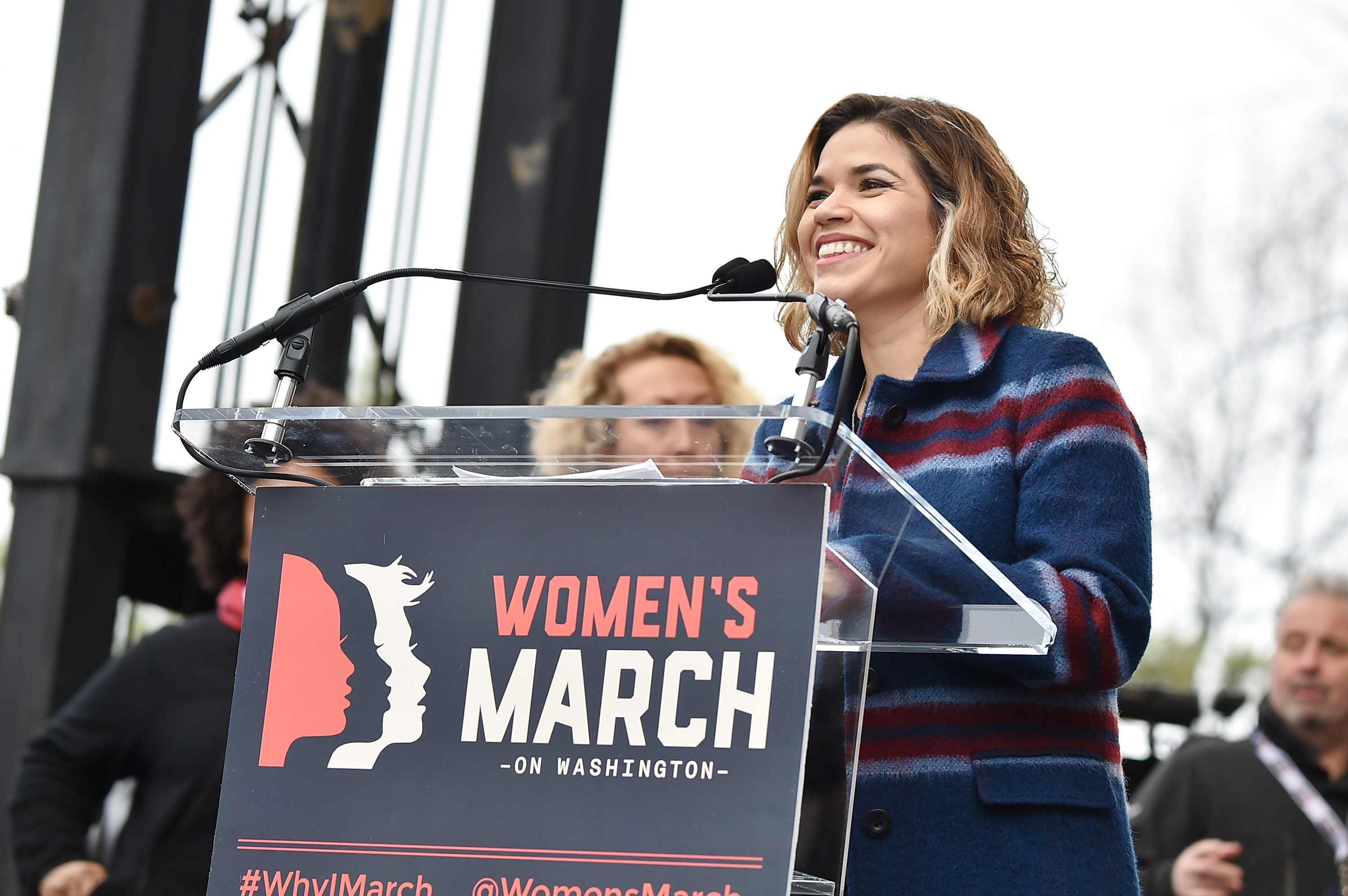 These are all the times America Ferrera made us damn proud to be a woman