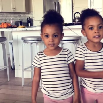 These twins gave the cutest home tour, and it's impossible to watch without melting