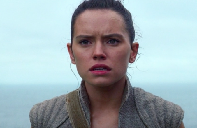 "The director of ""Star Wars: The Last Jedi"" just tweeted something terribly cryptic about the movie's title"