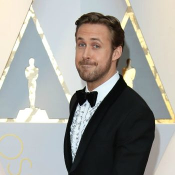 A Ryan Gosling impersonator accepted an award on his behalf, and we're confused