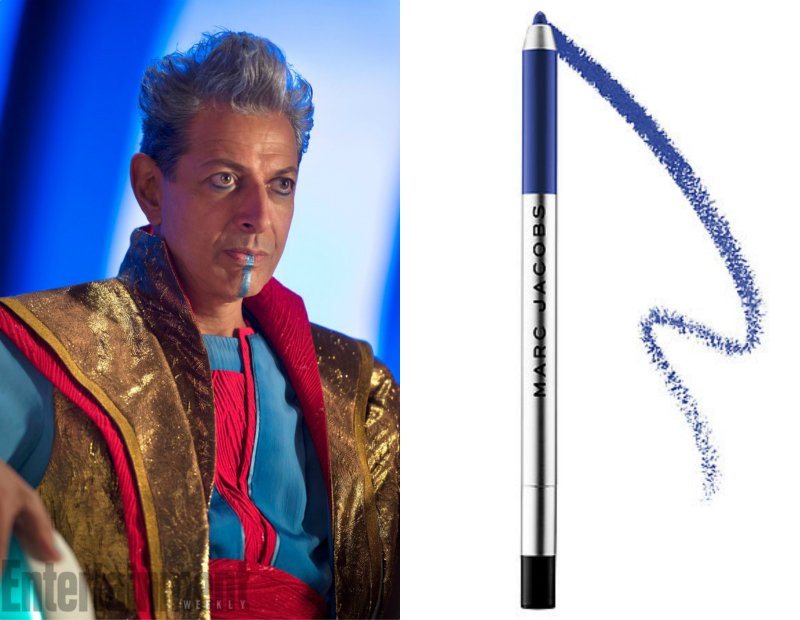 """Here's the most important makeup tutorial of your life — how to recreate Jeff Goldblum's look in """"Thor"""""""