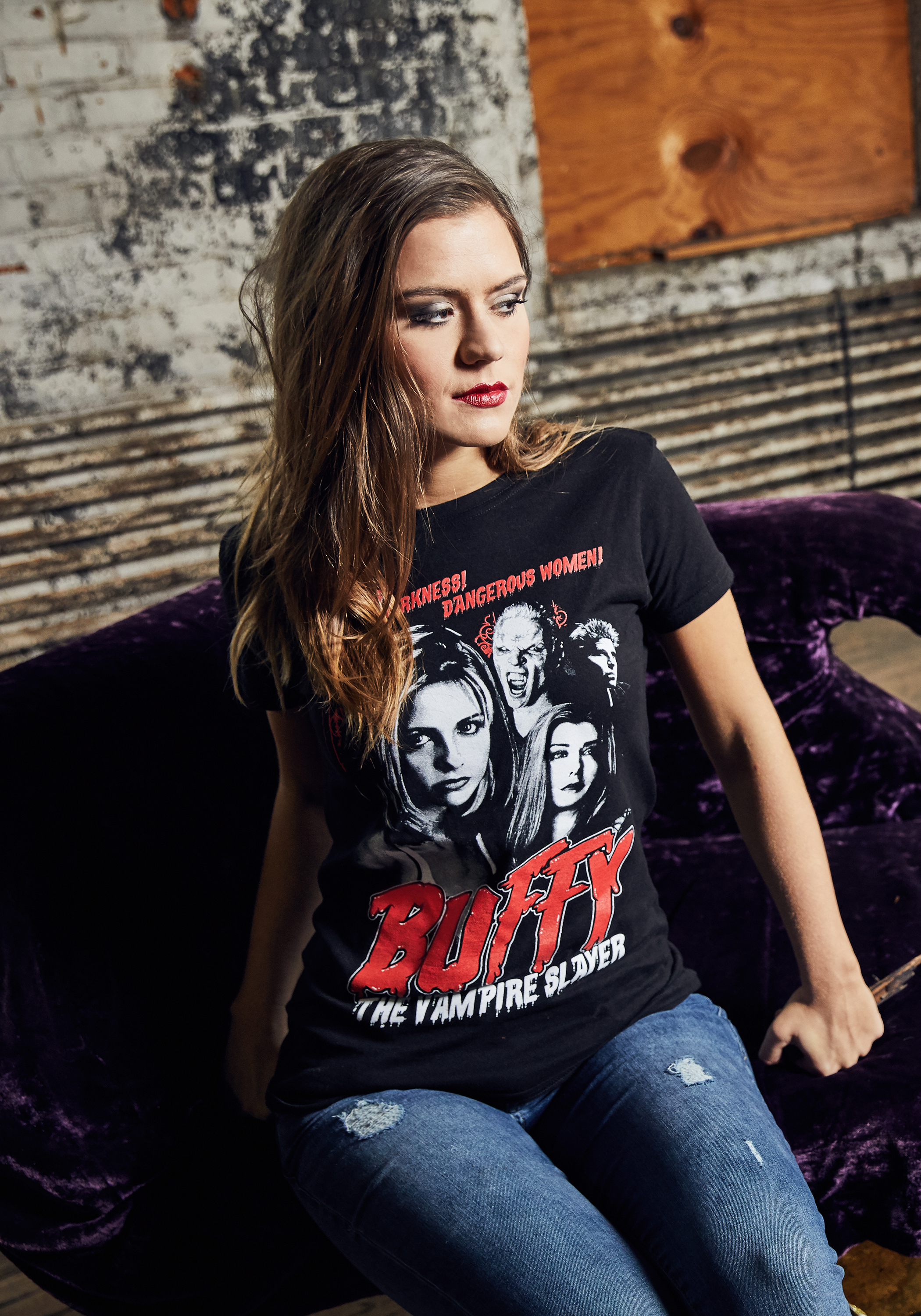 """20 """"Buffy the Vampire Slayer""""-themed items you need to get for the show's 20th anniversary"""