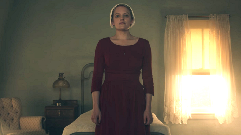 "ICYMI: Hulu just released a very intense teaser for ""The Handmaid's Tale"""