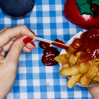 Ketchup is surprisingly the least American condiment in your fridge
