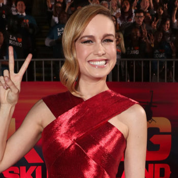Hell yeah! Brie Larson is playing the first ever female presidential candidate in new biopic