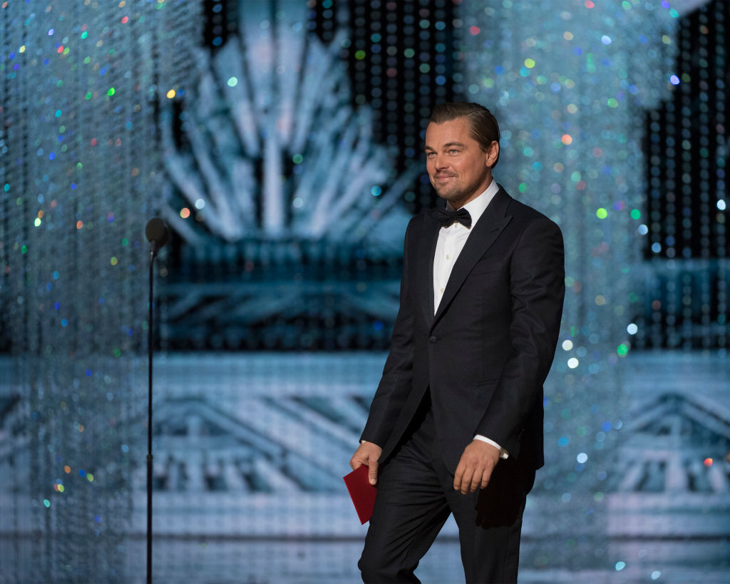 Leonardo DiCaprio is getting into the frozen seafood business