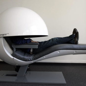 These high schools have nap pods for tired students — where was this when we were teens?!