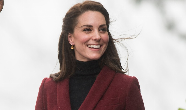 Kate Middleton's coat dress is giving us so much 1940s style inspo