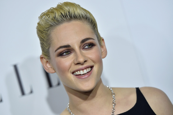 Kristen Stewart reveals the very practical reason why she shaved her head