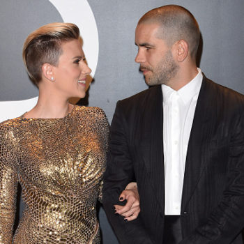 This is why Scarlett Johansson will never talk about her divorce