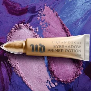 Urban Decay launched a limited edition eyeshadow primer, and it supports an important cause