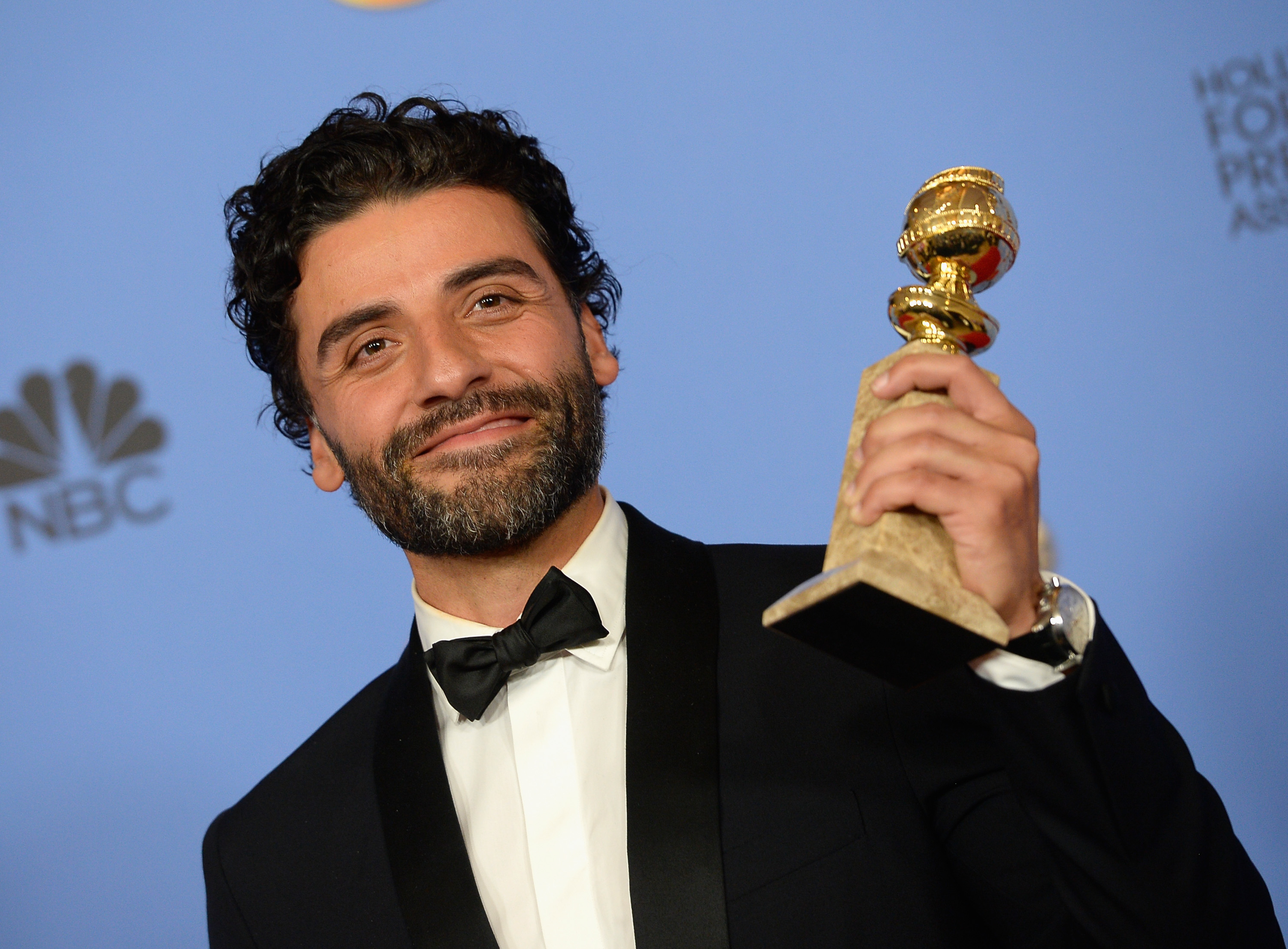 To celebrate Oscar Isaac's birthday, here are some of our favorite moments from his career