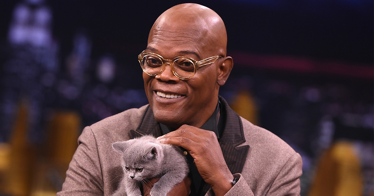 Samuel L. Jackson recreated scenes from his biggest movies in 11 minutes, and absolutely KILLED IT