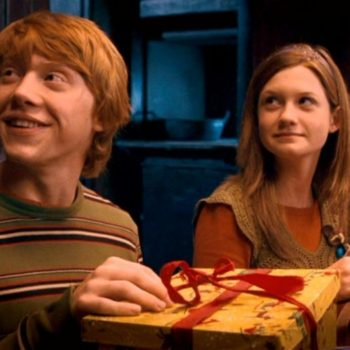 Ginny and Ron Weasley just had a reunion, and we can't believe how much they still look like siblings