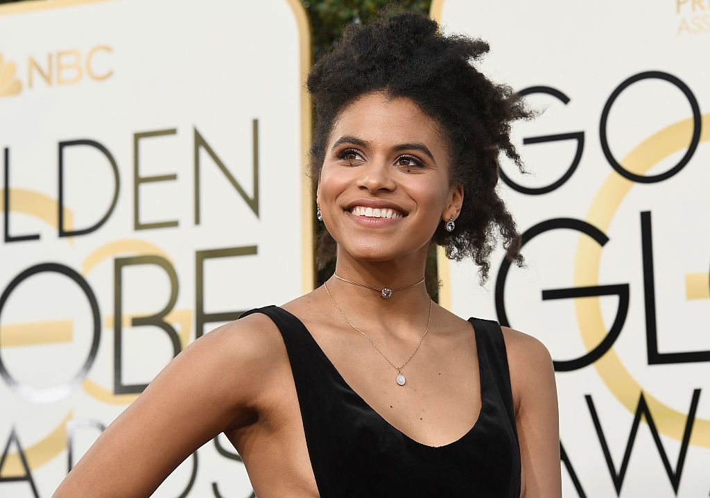 """Zazie Beetz from """"Atlanta"""" is going to be in """"Deadpool 2,"""" and we definitely approve this decision"""