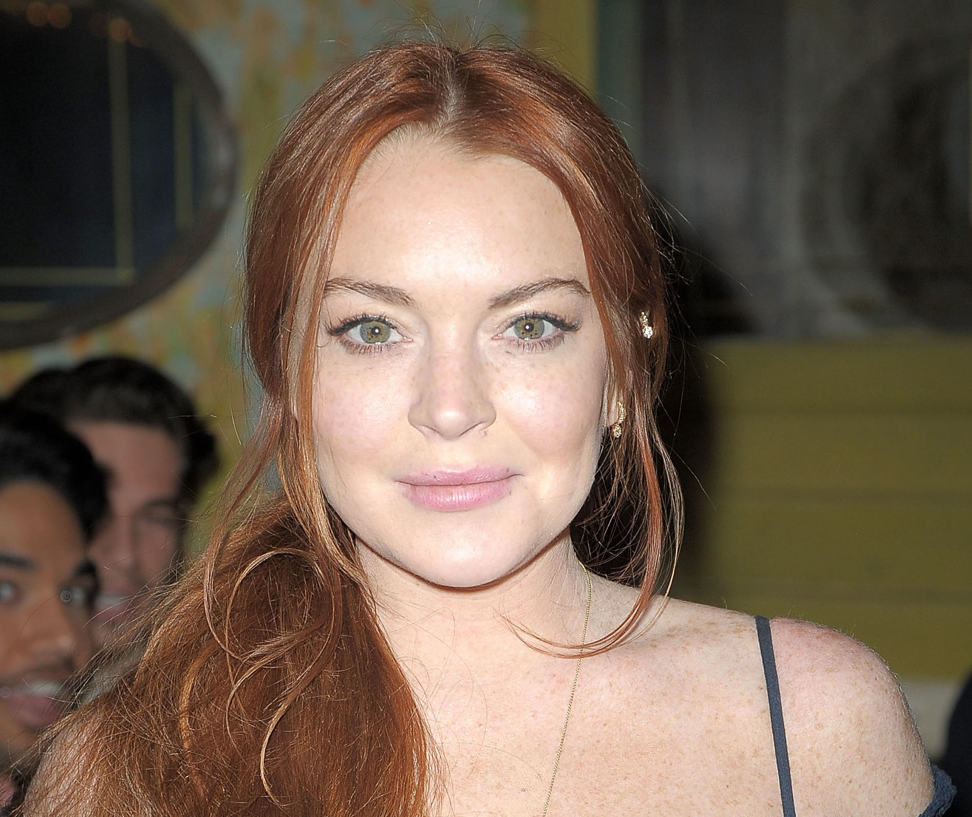 Lindsay Lohan is coming out with a fashion line?!