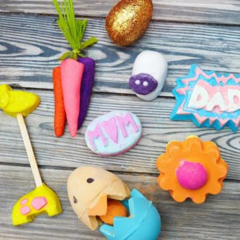 Lush Cosmetics' Easter collection is so cute you're going to want to bathe, like, three times a day