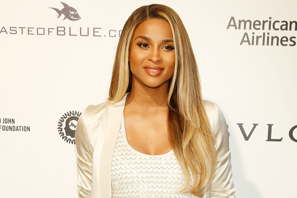 Ciara was in a very scary car accident, but luckily, she's okay!
