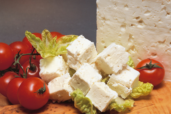 Apparently these are the healthiest types of cheese, so snack on!