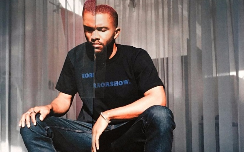 Frank Ocean dropped a gorgeous new song on a surprise radio show