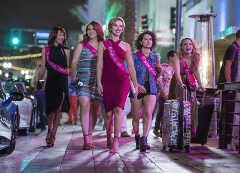 "Here is the reason why people are not happy about the plot of ""Rough Night"""