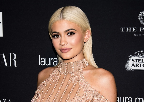 Kylie Jenner is launching VELVET lip kits, this is not a drill