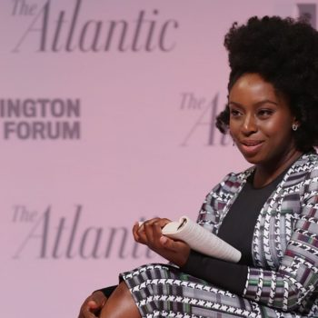 Chimamanda Ngozi Adichie just offered the best advice about how to live confidently, so go dust your shoulders off and run the world