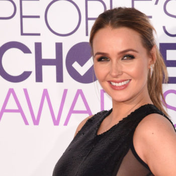 """""""Grey's Anatomy"""" star Camilla Luddington shared her surprising birth plan, and we totally get it"""