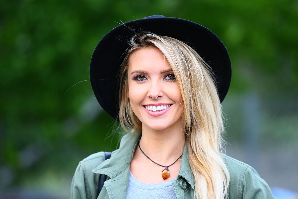 "I took a workout class with my teenage idol, Audrina Patridge from ""The Hills,"" and here's what happened"