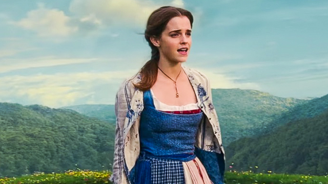 """Emma Watson shared how """"Beauty and the Beast"""" kept her from doing """"La La Land"""""""