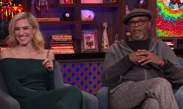 Allison Williams and Samuel L. Jackson got in a debate about filming sex scenes, and their conclusions are straight up hilarious