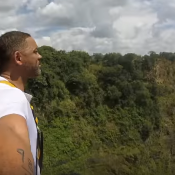 Will Smith's bungee jumping video is an adrenaline-filled joy ride we are glad to experience from afar