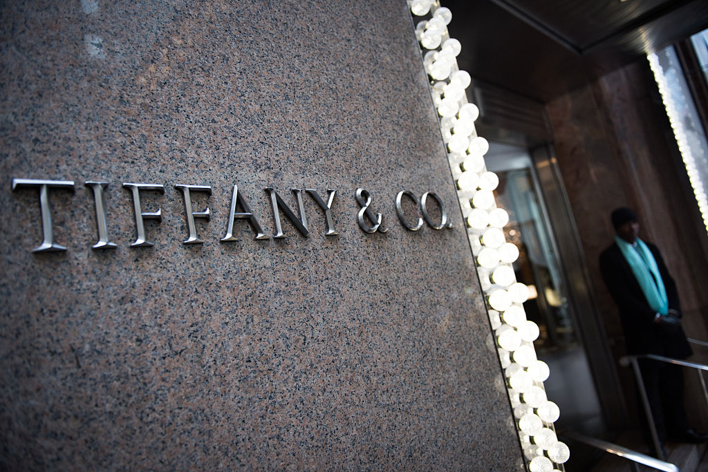 Tiffany & Co. had a group of contemporary artists design its new window displays, and the results are breathtaking