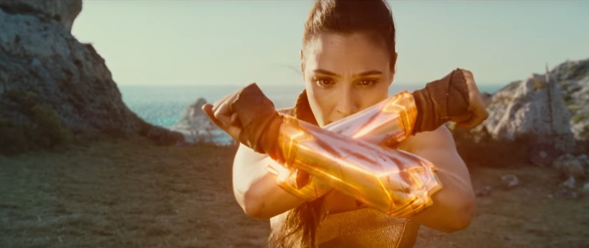 "The new ""Wonder Woman"" trailer is basically our workout motivation for the rest of our lives"