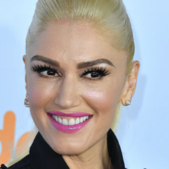 Gwen Stefani wore a shirt filled with colorful symbols, and we want to decode their message