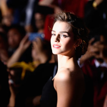 Emma Watson wore a dress with a sneaky cutout, and we need one ASAP