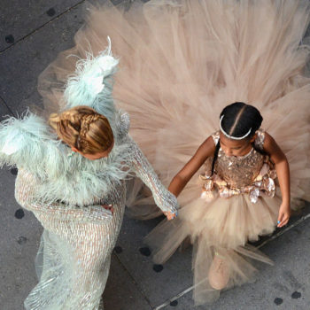 If you thought Blue Ivy took after Jay-Z, then you need to see her in this side-by-side with Beyoncé