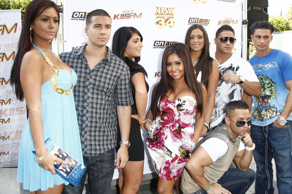 "The ""Jersey Shore"" cast reunited for a birthday party, and the pics are giving us major flashbacks"