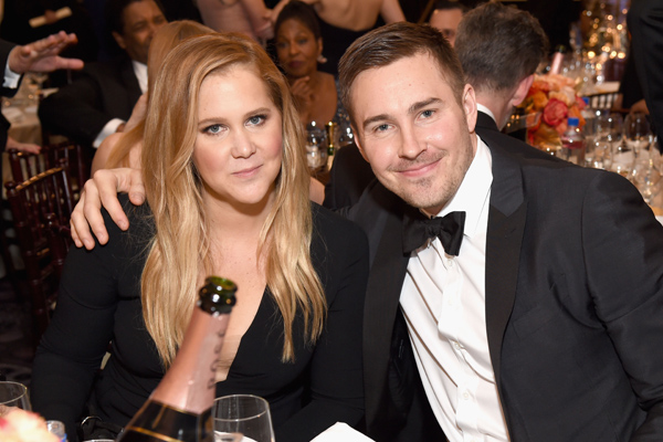Amy Schumer is posting the goofiest photos of her boyfriend, but we're kinda obsessed with their love
