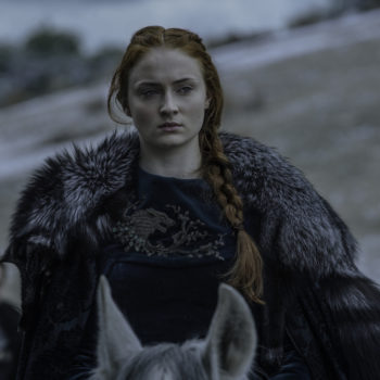 """The """"Game of Thrones"""" showrunners just joked about killing off Sansa and YOU BETTER NOT"""