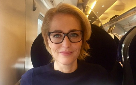 Gillian Anderson just opened up about her struggle with early menopause