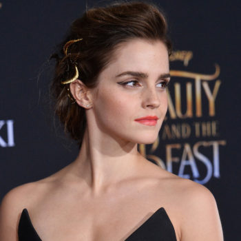 "Emma Watson explains that female literacy is a huge part of ""Beauty and the Beast"""