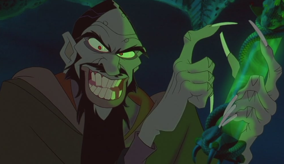"Here's why you won't find Rasputin in the new ""Anastasia"" musical"