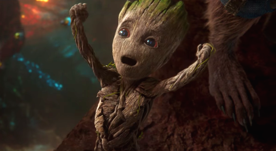 "With this latest ""Guardians of the Galaxy"" trailer, it's clear that the star of the movie is Baby Groot"