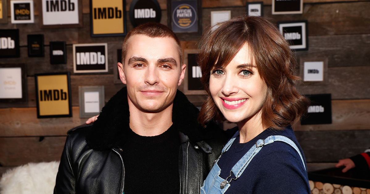 Dave Franco and Alison Brie have officially tied the knot, and LOVE IS ALIVE