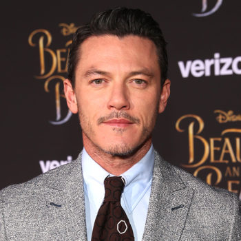 """Watch """"Beauty and the Beast's"""" Luke Evans sing Adele in the shower"""