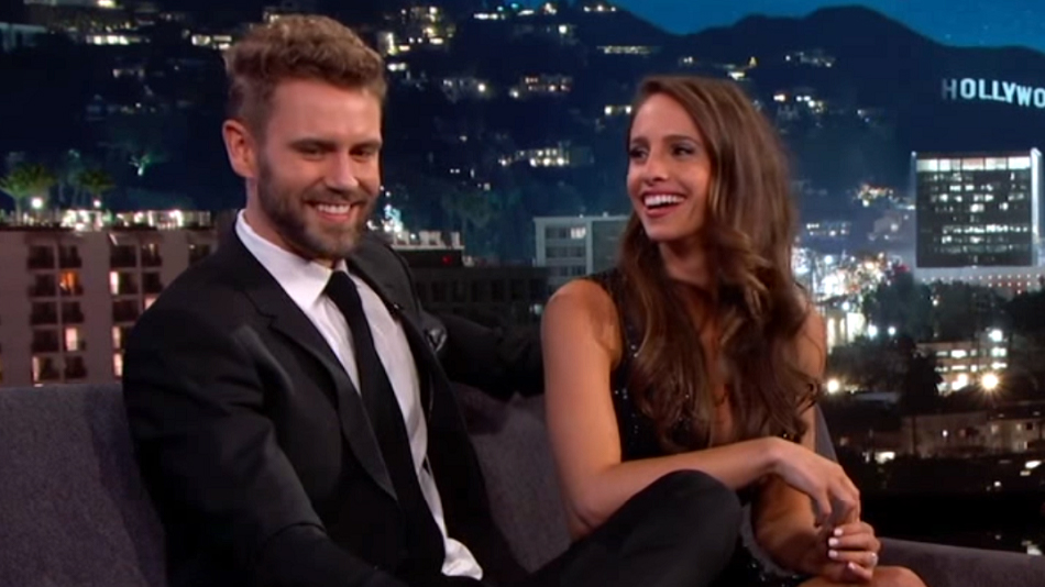 Nick Viall and Vanessa Grimaldi made it Instagram official with this adorable selfie