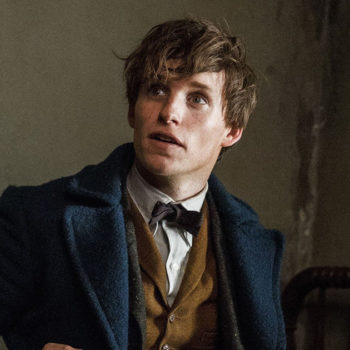 "Get a taste of Eddie Redmayne reading the ""Fantastic Beasts and Where to Find Them"" audiobook"