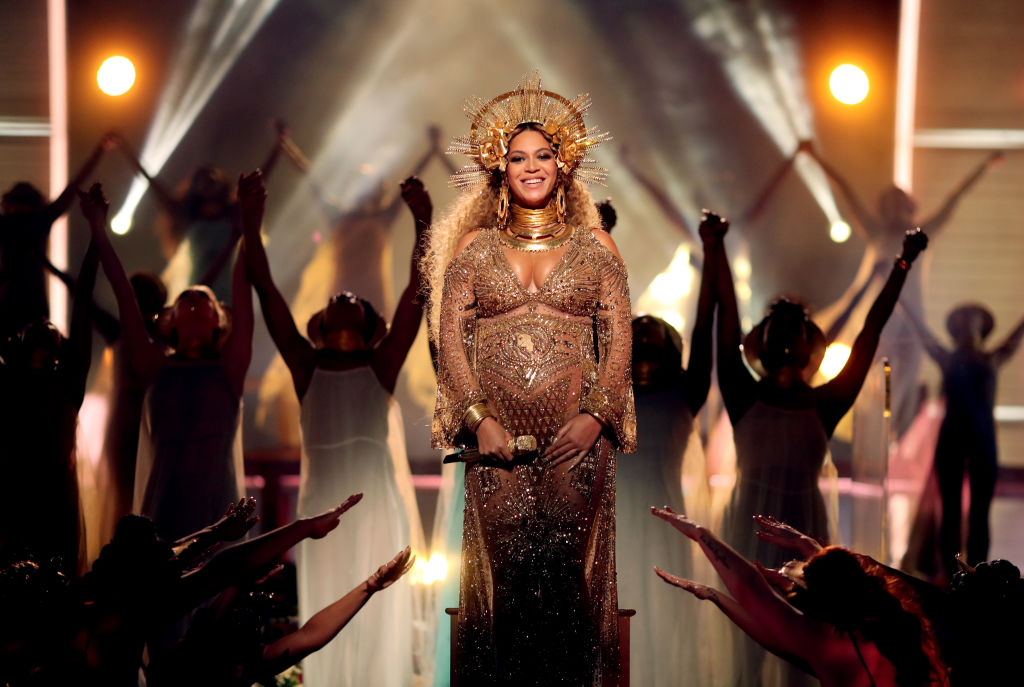 Did Beyoncé just subtly reveal news about the gender of her twins?