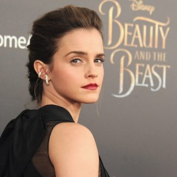 Emma Watson's flowing yellow gown is so 2017 Belle